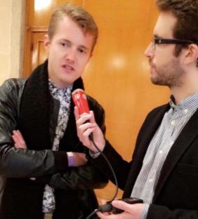 Interview du Président du RED à RFI