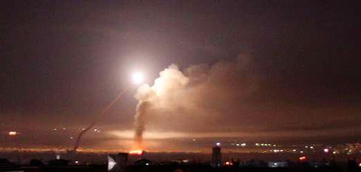 Air strike israel iran leo andré